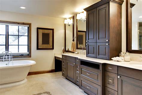 custom badezimmer designs 25 craftsman style bathroom designs vanity tile