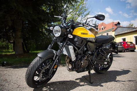 700 Ps Motorrad by Motorrad Quartett Yamaha Xsr700 Motorrad Fotos Motorrad