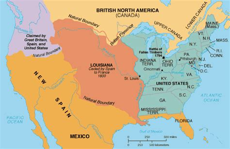 america map in 1800 america in 1800 the new country that is the united