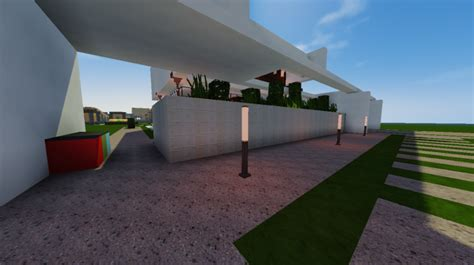 modern studio house gnubhunter inspired minecraft project modern house inspired by keralis minecraft project
