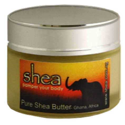 Over Bath Shower Screen pure unrefined shea butter