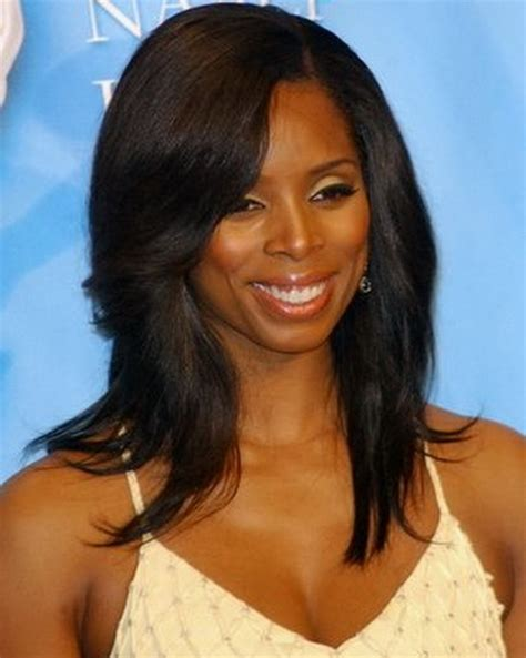 shoulder length hairstyles for black women medium length hairstyles for black women
