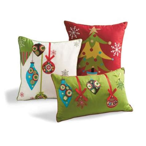 outdoor christmas tree pillow grandin road