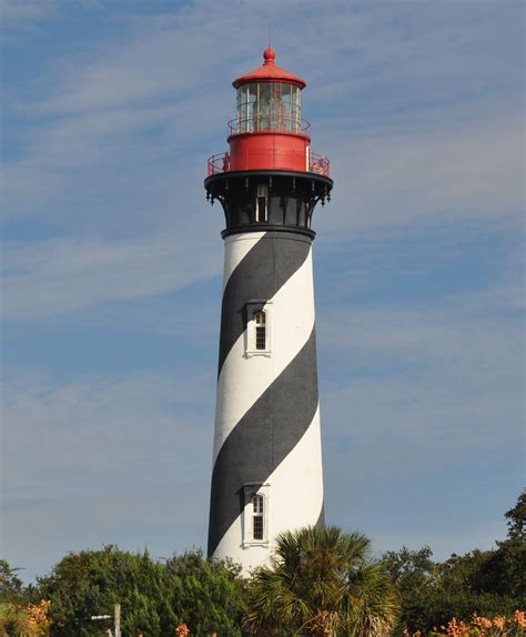 St Augustine Light House by Photo