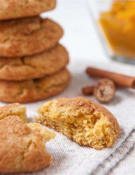 Forget The Snickerdoodle A Snickers Cookie Instead by Recipe Pumpkin Snickerdoodle Cookies Kitchn