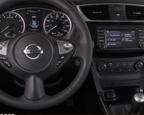 nissan sentra 2017 interior 2016 nissan sentra sr 2017 2018 best cars reviews