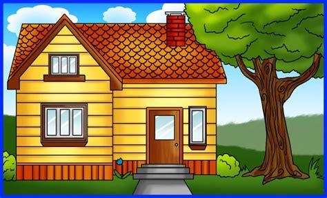 desenho de casas como desenhar uma casa muito f 225 cil aprender a desenhar