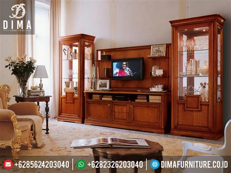 Bufet Tv Bufet Jati Pajangan Mebel Jepara living room set bufet tv lemari hias pajangan minimalis