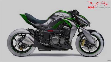 Modell Motorrad Kawasaki Z1000 by Hot Kawasaki Z1000 Leaks New Modern Style Model 2019