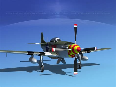 P 51 Mustang Autocad by Mustang Cockpit P 51d 3d Max