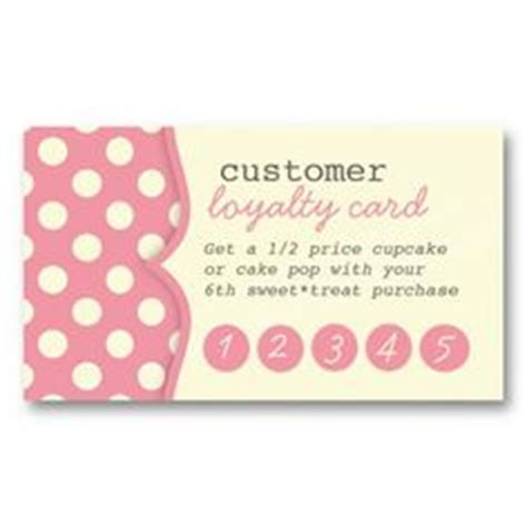 frequent customer punch card template frequent buyer cards on business cards
