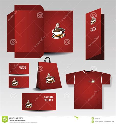 t card template design stationery template design business set royalty free