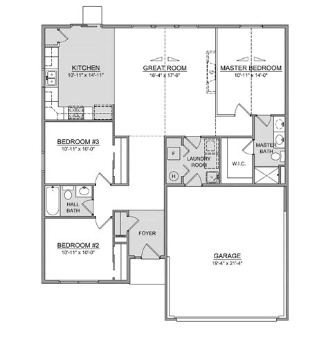 luxury homes floor plans new home plans design