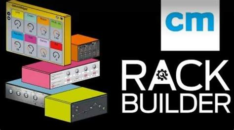 Rack Builder With Devices by Computer Cm217 Rack Builder Tutorial