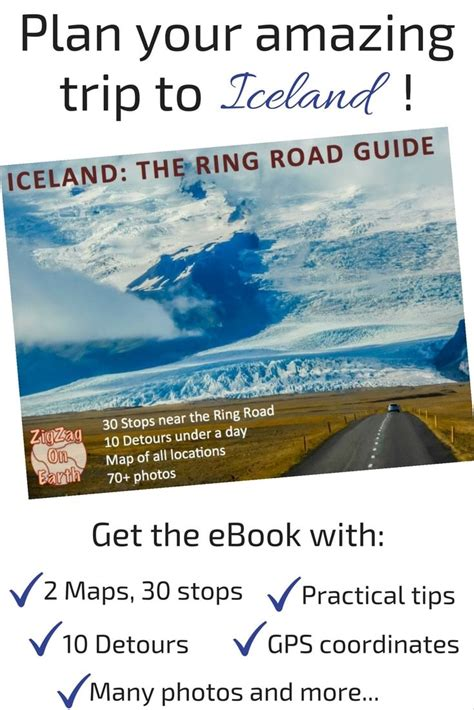 iceland the official travel guide books the ring road iceland your ebook travel guide