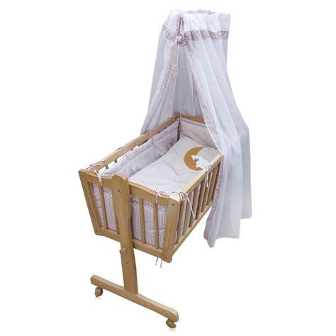 materasso per culla vimini culla in vimini lettino in legno letto supplementare beige