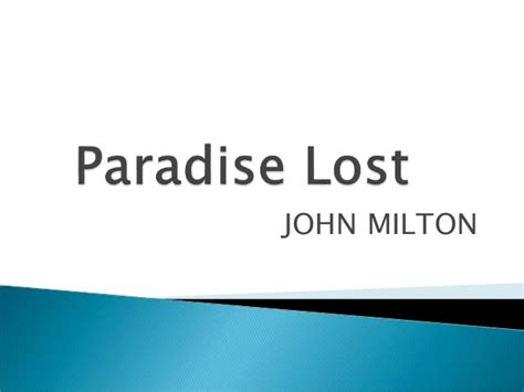 Critical Essays On Miltons Paradise Lost by Paradise Lost Critical Essays Pdf
