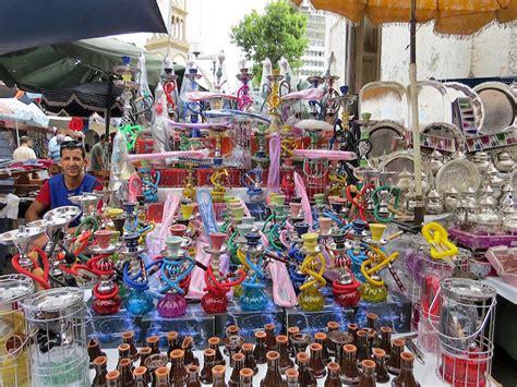 photos of central market in casablanca morocco