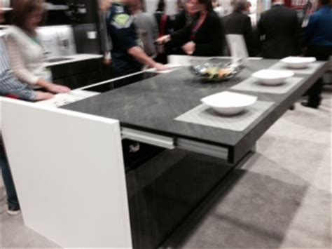 Sliding Countertop Hardware by Getting Inspired At Kbis 2015 Woodmaster Kitchens