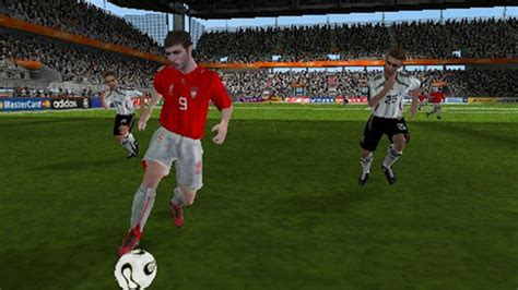 fifa world cup game psp playstation