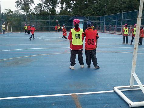 Bola Sepak Proteam Free Pentil Jaring rasmi sk simpang empat alor gajah melaka perlawanan bola sepak dan bola jaring piala yb