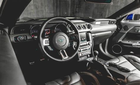 hoonigan mustang interior how ford made the mustang s interior better than