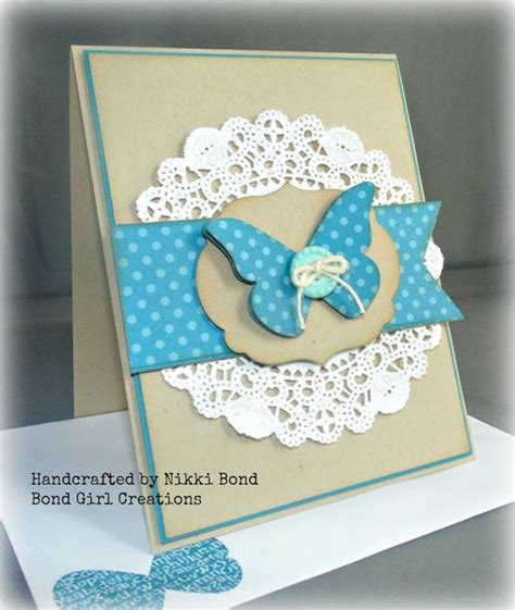 Butterfly Cards Handmade - butterfly bfirthday card handmade greeting by