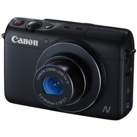 Kamera Digital Canon Powershot N100 canon reveals powershot n100 elph 340 hs at ces news opinion pcmag