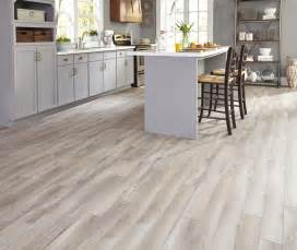 Maintaining floor durability and warmth with ceramic tile that looks