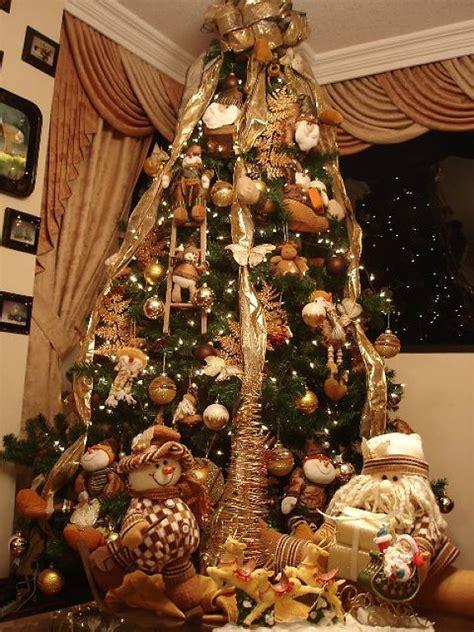 de 300 fotos de arboles de navidad 2016 decorados y