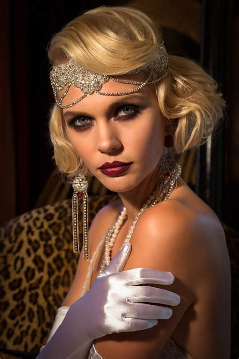 hairstyles from the great gatsby era what a betty beautiful headbands hats and headwear for