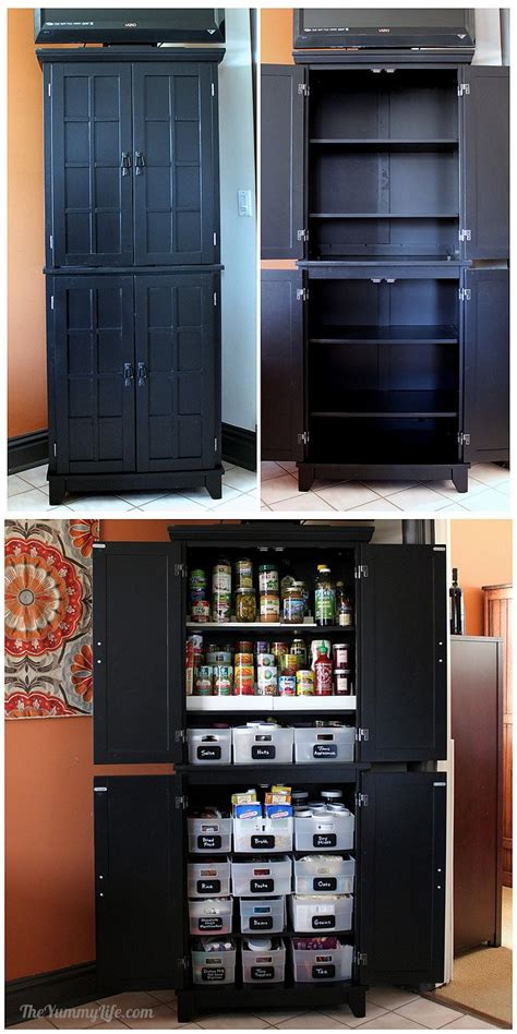 easy view cabinet organizers instant diy pantry cabinet get organized with this easy