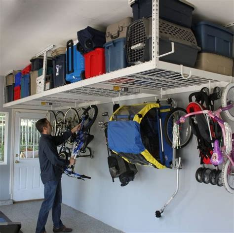 Garage Storage Tips 34 Practical And Comfortable Garage Organization Ideas