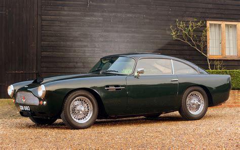 Db4 Aston Martin by 1958 Aston Martin Db4 Photos Informations Articles