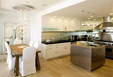 kitchen interiors images open contemporary kitchen design ideas idesignarch