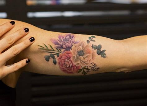 vintage flower tattoo designs floral tattoos designs ideas and meaning tattoos for you