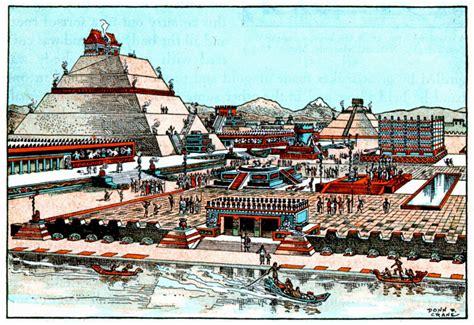 imagenes del imperio aztecas historia imls la ciudad de tenochtitl 225 n capital del