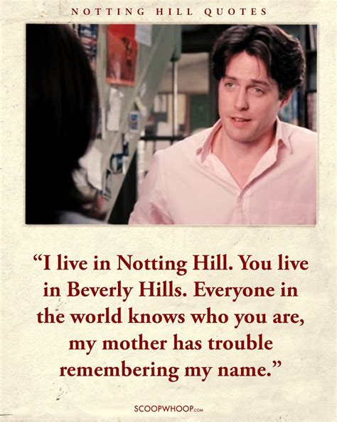 film quotes notting hill 18 unforgetable quotes from the lovely british rom com