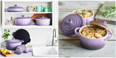 Le Creuset Sur La Table by Le Creuset Lavender Collection Le Creuset At Sur La