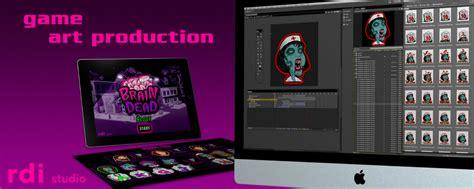 design home mobile game rdi studio digital product design creative services studio