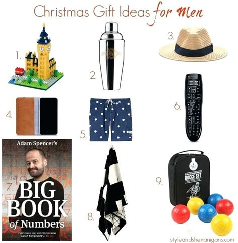 cheap christmas gifts for men cheap gift ideas gifts for