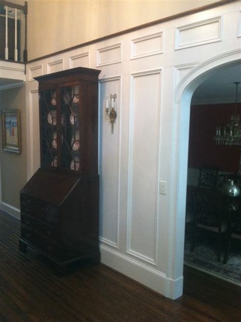 Wainscoting Throughout House 14 Best Images About Classical Colonial Moldings On