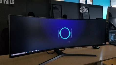 ultra wide 49 inch gaming monitor from samsung