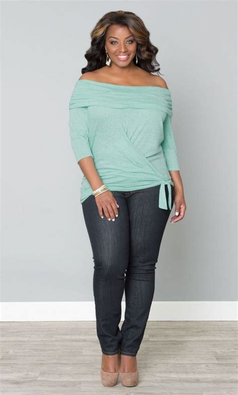 Handmade Plus Size Clothing - the shoulder plus size style and style inspiration on