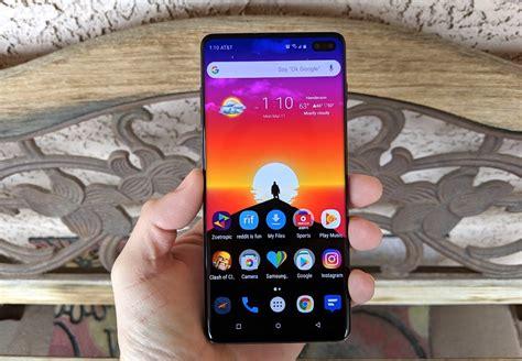 Samsung Galaxy S10 Lock Screen by How To Change The Galaxy S10 Lockscreen Wallpaper