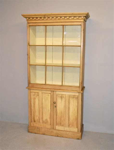pine bookcase p2986 antiques atlas