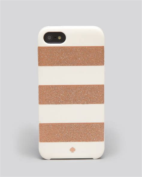 Lian Stripe Band Small Wallet Pink iphone 5 s iphone 5 gold back cover iphone 5