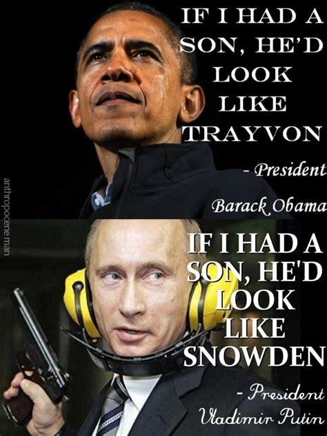 Putin Obama Meme - vladimir putin funny quotes quotesgram
