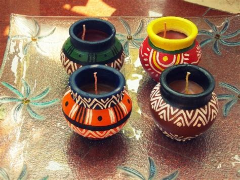 Ideas To Decorate Home For Diwali Diy Diya Decoration For Diwali Lifestyle Fashion And