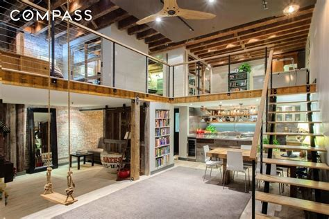 Tribeca Loft Renovated Tribeca Loft With Rustic Touches Wants 1 65m Curbed Ny